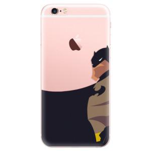 Odolné silikonové pouzdro iSaprio - BaT Comics na mobil Apple iPhone 6 Plus / 6S Plus