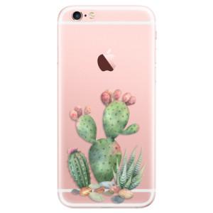 Odolné silikonové pouzdro iSaprio - Cacti 01 na mobil Apple iPhone 6 Plus / 6S Plus