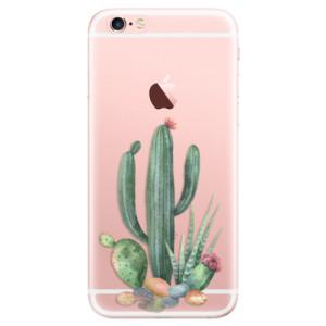 Odolné silikonové pouzdro iSaprio - Cacti 02 na mobil Apple iPhone 6 Plus / 6S Plus
