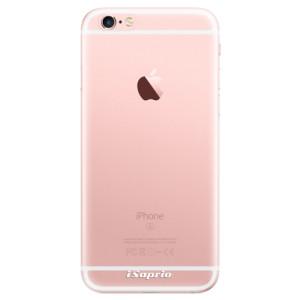 Odolné silikonové pouzdro iSaprio - 4Pure - čiré bez potisku na mobil Apple iPhone 6 Plus / 6S Plus