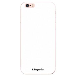 Odolné silikonové pouzdro iSaprio - 4Pure - bílé na mobil Apple iPhone 6 Plus / 6S Plus