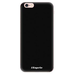 Odolné silikonové pouzdro iSaprio - 4Pure - černé na mobil Apple iPhone 6 Plus / 6S Plus
