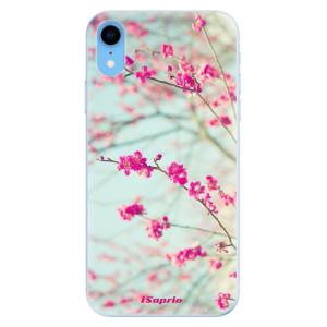 Odolné silikonové pouzdro iSaprio - Blossom 01 na mobil Apple iPhone XR