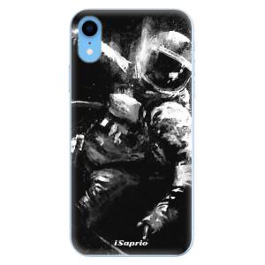 Odolné silikonové pouzdro iSaprio - Astronaut 02 na mobil Apple iPhone XR
