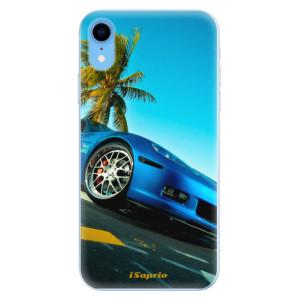 Odolné silikonové pouzdro iSaprio - Car 10 na mobil Apple iPhone XR