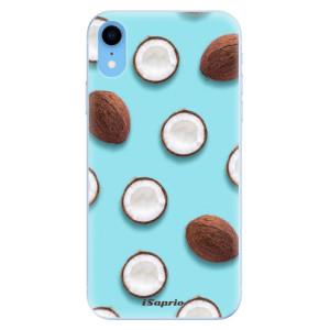 Odolné silikonové pouzdro iSaprio - Coconut 01 na mobil Apple iPhone XR