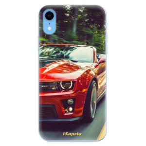 Odolné silikonové pouzdro iSaprio - Chevrolet 02 na mobil Apple iPhone XR