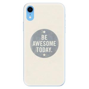 Odolné silikonové pouzdro iSaprio - Awesome 02 na mobil Apple iPhone XR