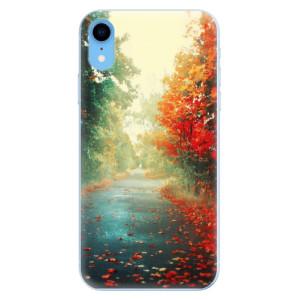 Odolné silikonové pouzdro iSaprio - Autumn 03 na mobil Apple iPhone XR