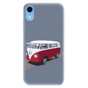 Odolné silikonové pouzdro iSaprio - VW Bus na mobil Apple iPhone XR