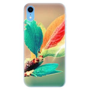 Odolné silikonové pouzdro iSaprio - Autumn 02 na mobil Apple iPhone XR