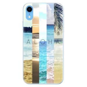 Odolné silikonové pouzdro iSaprio - Aloha 02 na mobil Apple iPhone XR