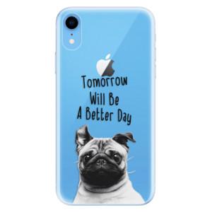 Odolné silikonové pouzdro iSaprio - Better Day 01 na mobil Apple iPhone XR