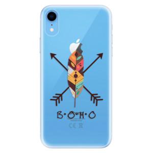 Odolné silikonové pouzdro iSaprio - BOHO na mobil Apple iPhone XR