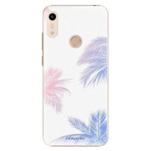 Plastové pouzdro iSaprio - Digital Palms 10 na mobil Honor 8A