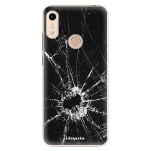 Plastové pouzdro iSaprio - Broken Glass 10 na mobil Honor 8A
