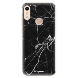 Plastové pouzdro iSaprio - Black Marble 18 na mobil Honor 8A