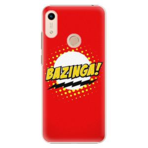 Plastové pouzdro iSaprio - Bazinga 01 na mobil Honor 8A