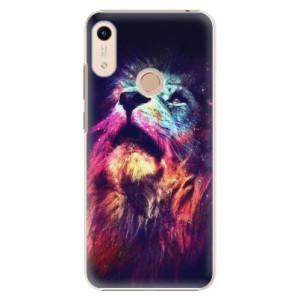 Plastové pouzdro iSaprio - Lion in Colors na mobil Honor 8A / Y6s / Y6 (2019) - poslední kousek za tuto cenu