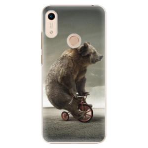 Plastové pouzdro iSaprio - Bear 01 na mobil Honor 8A