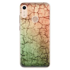 Plastové pouzdro iSaprio - Cracked Wall 01 na mobil Honor 8A
