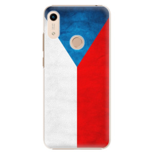 Plastové pouzdro iSaprio - Czech Flag na mobil Honor 8A