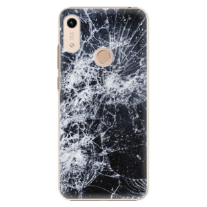 Plastové pouzdro iSaprio - Cracked na mobil Honor 8A
