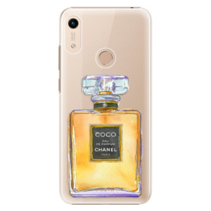 Plastové pouzdro iSaprio - Chanel Gold na mobil Honor 8A