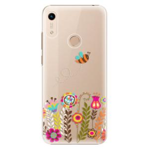 Plastové pouzdro iSaprio - Bee 01 na mobil Honor 8A
