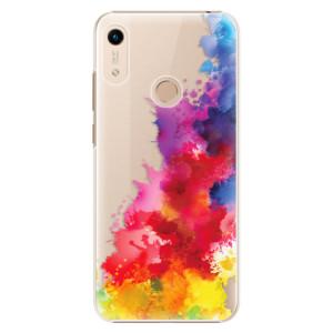 Plastové pouzdro iSaprio - Color Splash 01 na mobil Honor 8A
