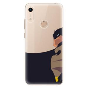 Plastové pouzdro iSaprio - BaT Comics na mobil Honor 8A