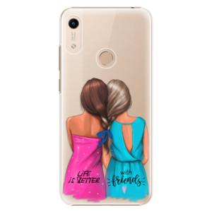 Plastové pouzdro iSaprio - Best Friends na mobil Honor 8A