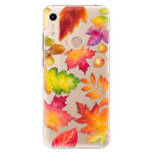 Plastové pouzdro iSaprio - Autumn Leaves 01 na mobil Honor 8A