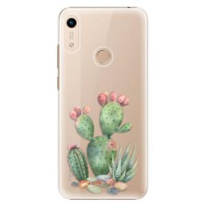 Plastové pouzdro iSaprio - Cacti 01 na mobil Honor 8A