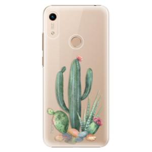 Plastové pouzdro iSaprio - Cacti 02 na mobil Honor 8A