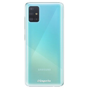 Plastové pouzdro iSaprio - 4Pure - mléčné bez potisku na mobil Samsung Galaxy A51