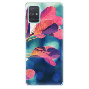 Plastové pouzdro iSaprio - Autumn 01 na mobil Samsung Galaxy A71