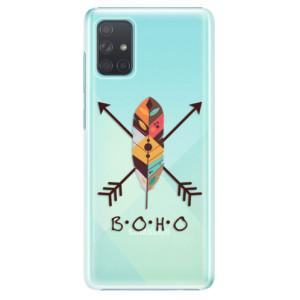 Plastové pouzdro iSaprio - BOHO na mobil Samsung Galaxy A71