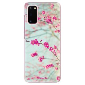 Plastové pouzdro iSaprio - Blossom 01 na mobil Samsung Galaxy S20