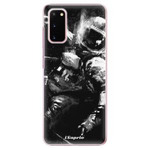 Plastové pouzdro iSaprio - Astronaut 02 na mobil Samsung Galaxy S20