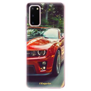 Plastové pouzdro iSaprio - Chevrolet 02 na mobil Samsung Galaxy S20