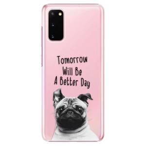 Plastové pouzdro iSaprio - Better Day 01 na mobil Samsung Galaxy S20