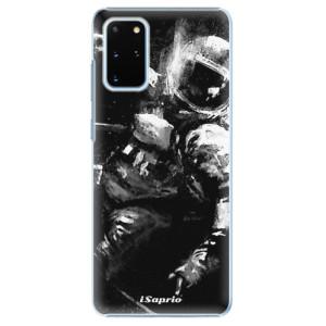 Plastové pouzdro iSaprio - Astronaut 02 na mobil Samsung Galaxy S20 Plus