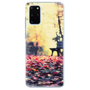 Plastové pouzdro iSaprio - Bench 01 na mobil Samsung Galaxy S20 Plus
