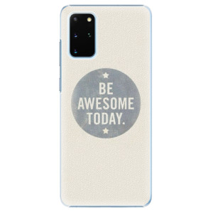 Plastové pouzdro iSaprio - Awesome 02 na mobil Samsung Galaxy S20 Plus