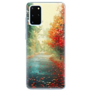 Plastové pouzdro iSaprio - Autumn 03 na mobil Samsung Galaxy S20 Plus