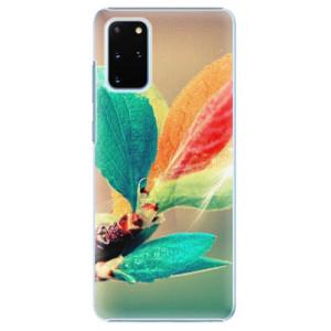 Plastové pouzdro iSaprio - Autumn 02 na mobil Samsung Galaxy S20 Plus