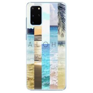Plastové pouzdro iSaprio - Aloha 02 na mobil Samsung Galaxy S20 Plus