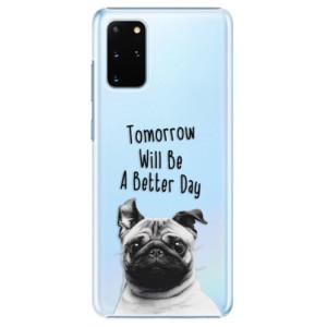 Plastové pouzdro iSaprio - Better Day 01 na mobil Samsung Galaxy S20 Plus