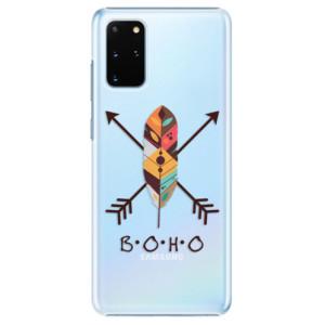 Plastové pouzdro iSaprio - BOHO na mobil Samsung Galaxy S20 Plus